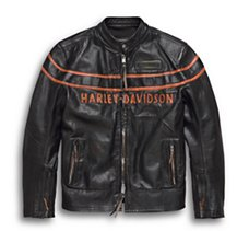 Double Ton Leather Jacket