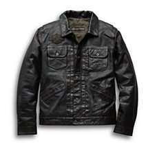 Digger Leather Jacket