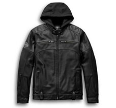 Swingarm 3-in-1 Leather Jacket