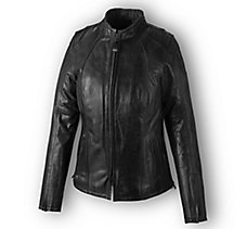 Tenacity Leather Jacket