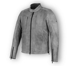 Burghal Leather Jacket