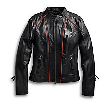 Epoch Leather Jacket