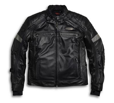 FXRG Switchback Leather Jacket