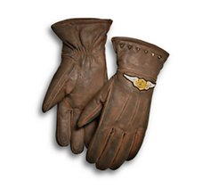 Element Leather Gloves