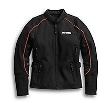 Riding Jackets Beaded Black