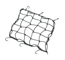 15 in. 6-Hook Cargo Net