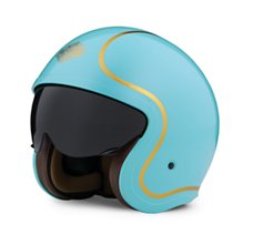 Bougie Sun Shield M06 3/4 Helmet