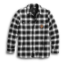 Reinforced Riding Shirt Jacket