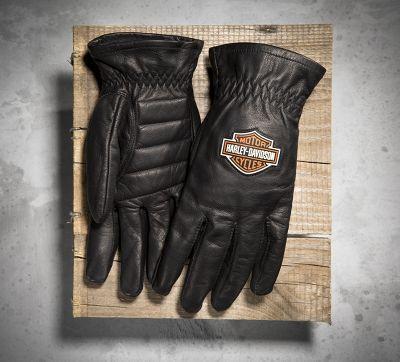 Stock Full-Finger Gloves