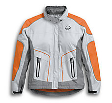 Midpoint Colorblock Rain Suit