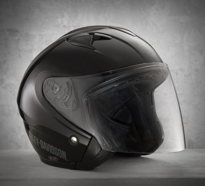 3/4 Helmet with Shield