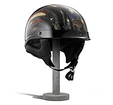 Aura Ultra Light Half Helmet