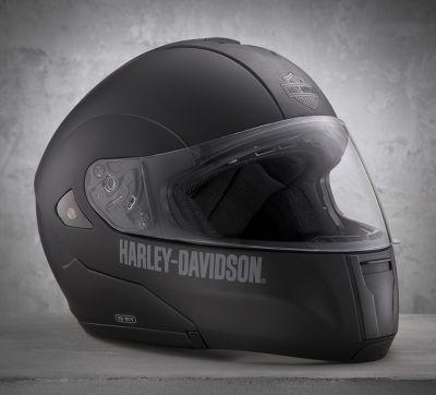 Modular Helmet with Shield