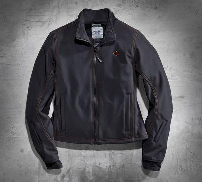 women's casual outerwear & jackets | harley-davidson usa