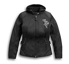 Scroll Skull 3-in-1 Riding Jacke...