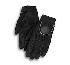 Skull Full-Finger Mesh Gloves