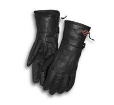 Leather Touchscreen Tech Gloves