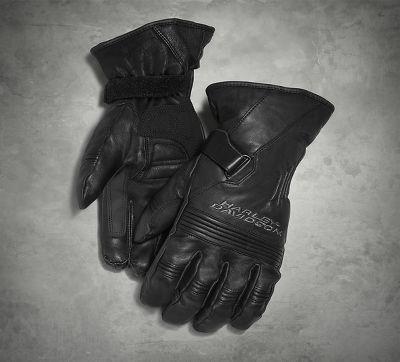 Generations Full-Finger Leather Gloves