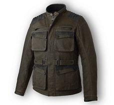 Trego Stretch Riding Jacket