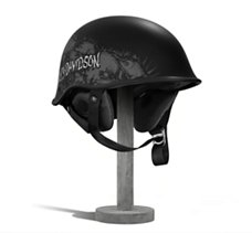 267ce0df Men's Motorcycle Half Helmets | Harley-Davidson USA