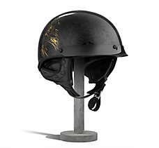 Midnight J02 Half Helmet