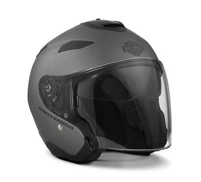 Maywood Interchangeable Sun Shield H27 3/4 Helmet