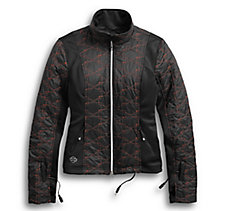 Heated BTC 12V Quilted Jacket