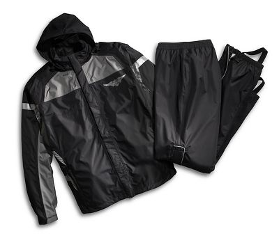Full Speed Reflective Rainsuit