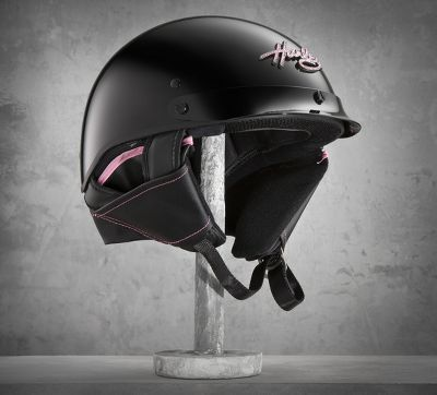 Pink Label Bling Hybrid 1/2 Helmet