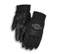 Stark Mesh & Leather Gloves