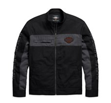 Copperblock Canvas Jacket