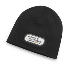 H-D Racing Knit Hat