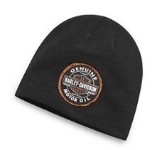 Genuine Motor Oil Knit Hat