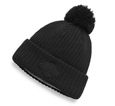 Cuffed Knit Hat