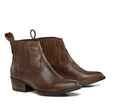 Curwood Boots - Brown