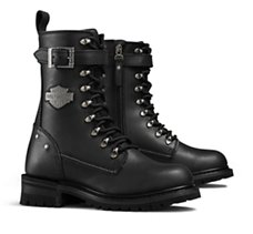 93cbdcf4145ee4 Women s Motorcycle Boots   Shoes