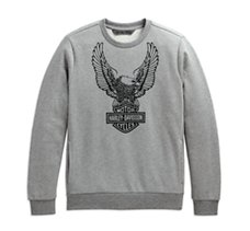 Upright Eagle Slim Fit Pullover