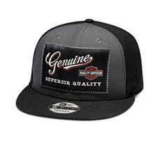 Genuine Patch 9FIFTY® Cap