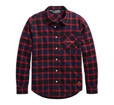 Rider Spirit Slim Fit Plaid