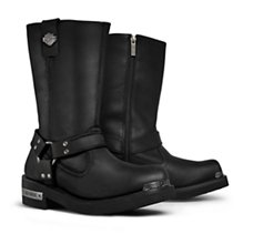 Landon Performance Boots - Black