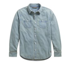 Since 1903 Denim Slim Fit Shirt