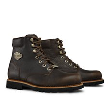 Vista Ridge Boots - Brown
