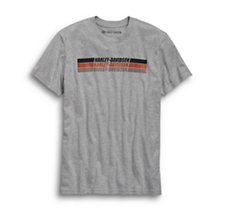 Vintage Stripe Slim Fit Tee
