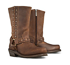 Auburn Performance Boots - Brown