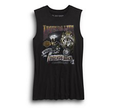Legends Live Muscle Tank