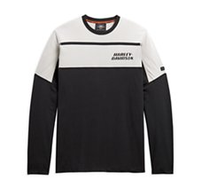 Performance Mesh Long Sleeve Tee