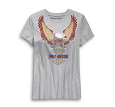 Upright Eagle Tee