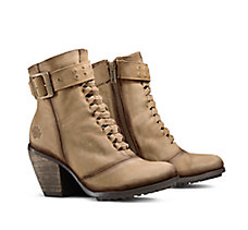 Calkins Boots - Tan
