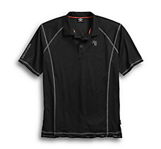 Performance Polo with Coldblack