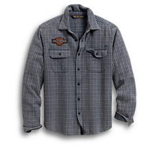 H-D Plaid Shirt